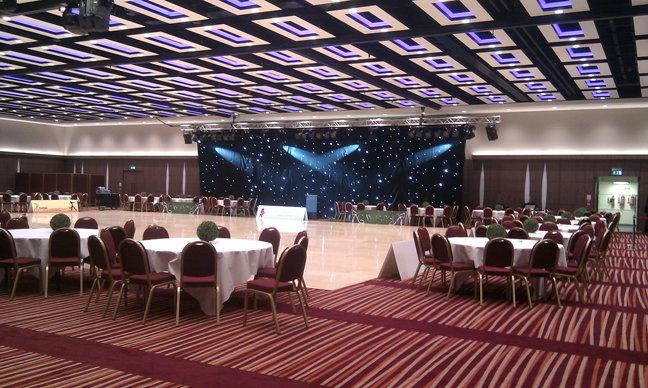 Venue Information Crystal Palace Dancesport Cup